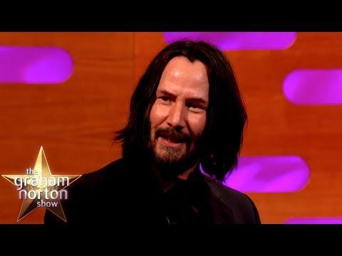 Keanu Reeves o tanečních a ježdění na koni