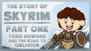 The Story of Skyrim Part One: Todd Howard and the Road to Oblivion