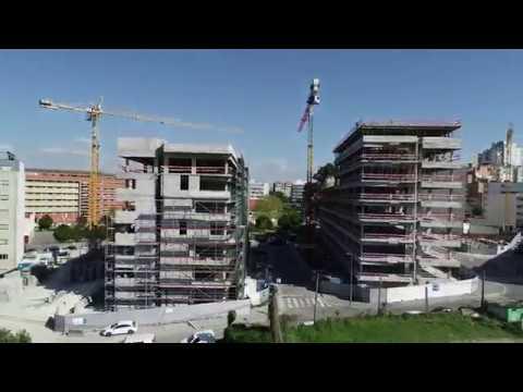 Porto - Universidade - Hospital - Metro - Investimento