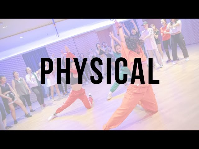 Physical - Dua Lipa | Choreography by Mayhem | Babel Dance Academy