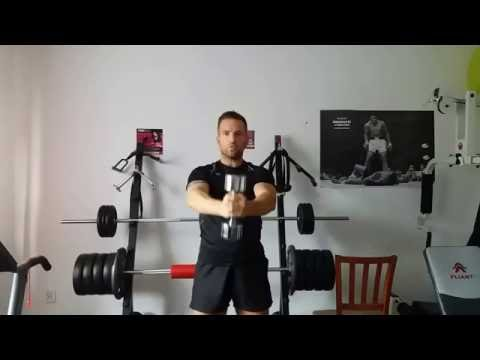 Lekcje na temat, jak prawidłowo huśtawka mięśnie