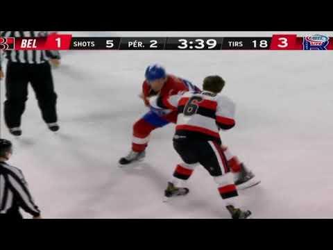 Michael McCarron vs. Andreas Englund
