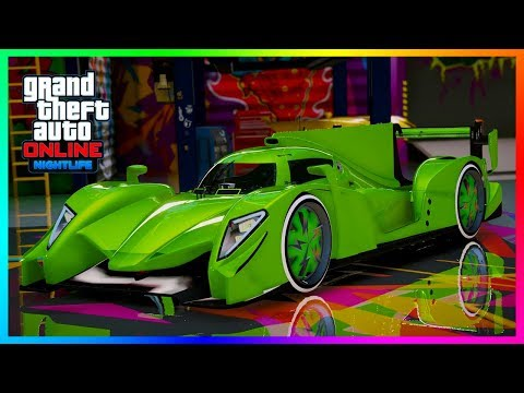 GTA Online Nightclub DLC Update NEW Benny's Vehicles Coming - Super Cars, Dripfeed & MORE! (GTA 5)