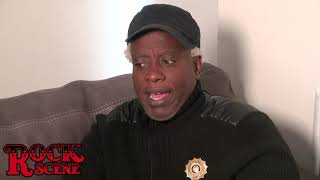 Corey Glover of Living Colour talks about his Rock Scene
