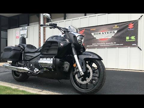 2014 Honda Gold Wing® Valkyrie® in Greenville, North Carolina - Video 1