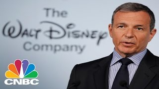 Walter Isaacson: Disney's Bob Iger Announcement The 'Most Expected News' | CNBC