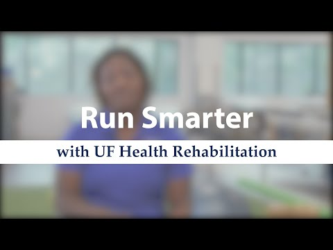 Run Smarter with UF Health Rehabilitation Warm-up #3