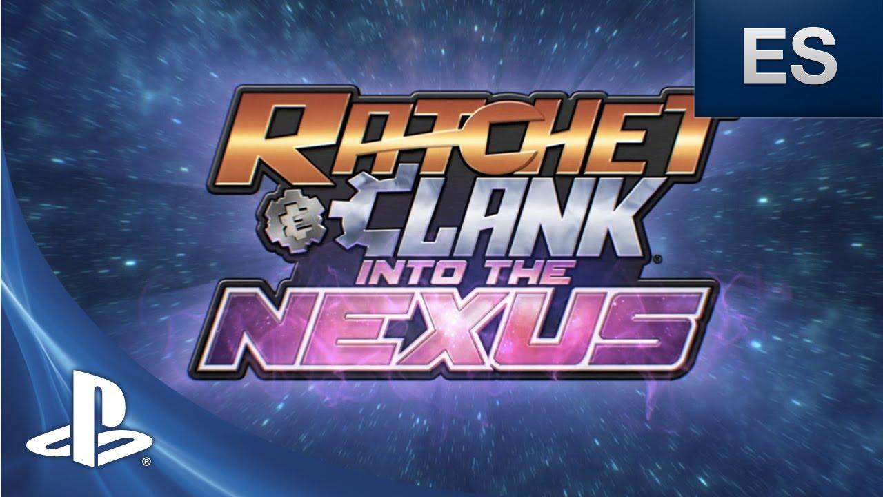 Ratchet & Clank: Into the Nexus llegará a fin de año al PS3