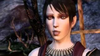 Dragon Age-Morrigan´s angry kiss