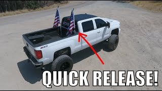 THE BEST TRUCK FLAG POLES PERIOD!
