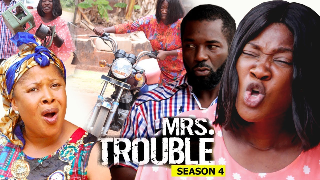Mrs Trouble (Part 4)