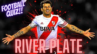 How Well Do You Know River Plate? | Fun Football Team Quiz