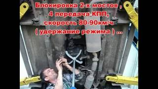 Короткая ВАЗ 21213   вибрация РКП   устранение (Kondachello)