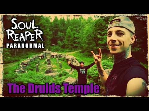200 Year Old Druids Temple: Satanism & Witchcraft In North Yorkshire