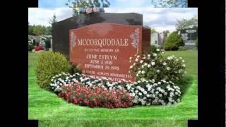 Double Headstone, Cleaning Marble Gravestones, Headstones