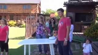 preview picture of video 'Cabaña de Troncos - Oliveros, Santa Fe.'
