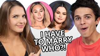Will He Marry Eva?! VS w/ Brent and Lexi Rivera