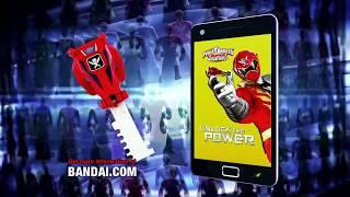 Power Rangers Super Megaforce - Ranger Keys Legendary Battle Bandai Commercial | Cartoon Animation