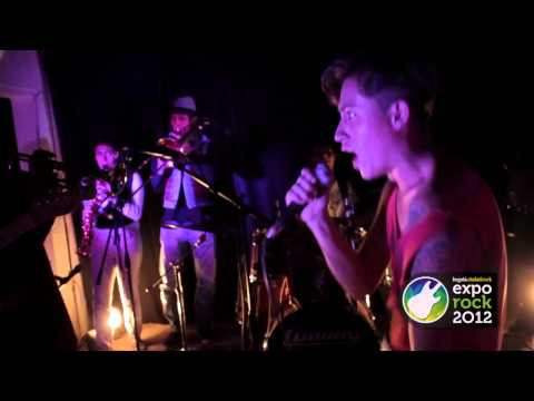 Visión Resaka - Reflejo - en vivo ExpoRock 2012