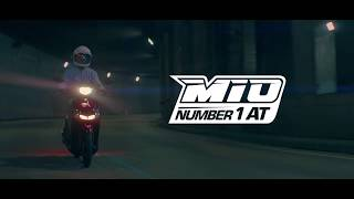 The Mio Sporty, for the #1 in everyone