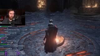 Asmongold's Sixth Stream of Dark Souls 3 | FULL VOD