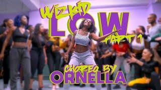LARRY GAAGA X WIZKID   Low | Ornella Degboe Choreography