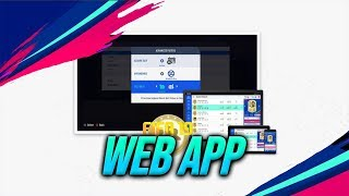 *LIVE* Fifa 19 Web App 16K Fifa Points Pack Opening - Playstation 4