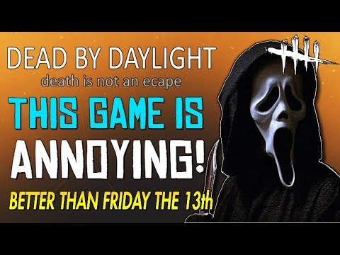 """Dead By Daylight - """"3 Years Later, I Finally Tried It... And It's Annoying!"""" (2019) - #DBD"""