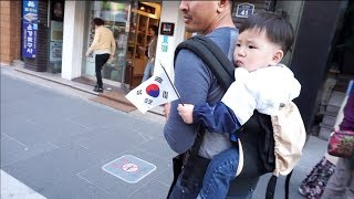 JULIAN'S FIRST 3 DAYS WITH US + GOING HOME! (KOREAN ADOPTION) | Mel And Shane