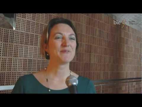 BLE entrevista a Aurélie Salvaire