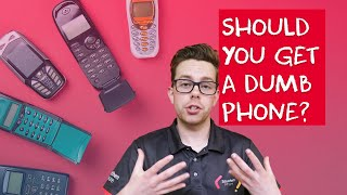 Pros and Cons: Dumbphones