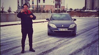 55.000 TL | Hemde Dizel | B Segment Parasına D Segment | Renault LAGUNA 3 | Otomobil Günlüklerim