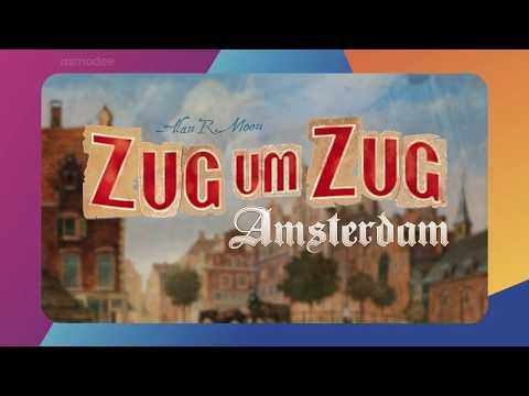 Spieletrailer Zug um Zug - Amsterdam - Vorschaubild