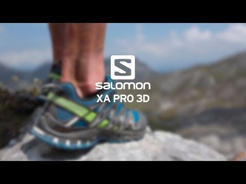 XA Pro 3D Gore Tex Trail Outdoorsko fra Salomon Billigt!