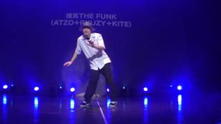 練馬THE FUNK(ATZO+RYUZY+KITE) Luxury Soul Night Premium DANCE SHOWCASE 17/5/21
