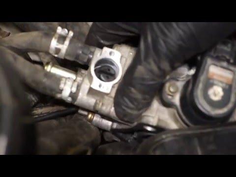 Toyota Idle Air Control Valve Maintenance (Correct Idle