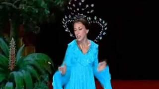 "Mozart- Magic Flute. ""Queen of the Night Aria"""