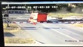 Tragická srážka kamionu a Pendolina ve Studénce