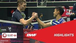 Singapore Open 2019 | Quarterfinals MS Highlights | BWF 2019