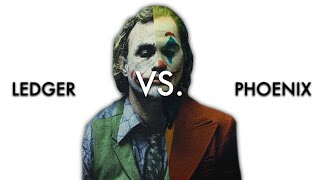 Heath Ledger vs. Joaquin Phoenix