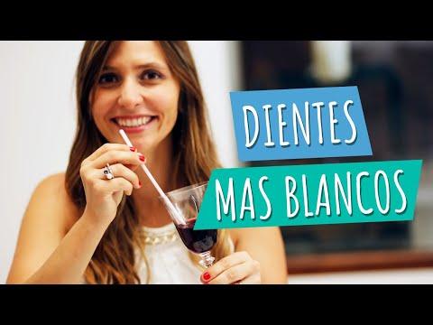Imagem ilustrativa do vídeo: Cómo no mancharse los dientes | ¡Nunca más!