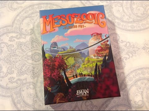 Unboxing for Mesozooic