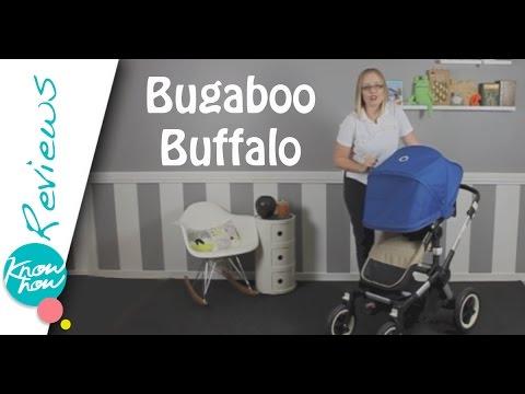 Bugaboo Buffalo Stroller Review