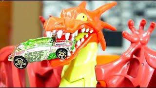 Хот Вилс Битва с драконом Hot Wheels