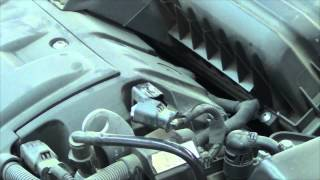 Camshaft Angle Sensor Replacement P0015