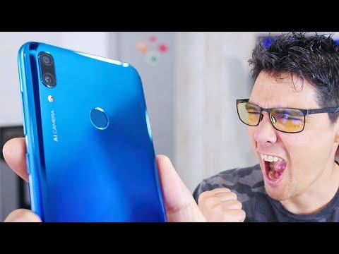 , title : 'UN TELÉFONO DE OTRA ERA!!!!!!! Huawei Y7 (2019)'