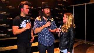 The Brothers Osborne Talk GRAMMY Nomination // CRS 2016 // Country Outfitter