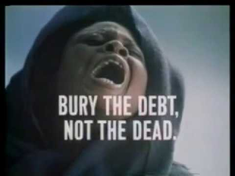 Sport Aid Advertisement – Blood Money