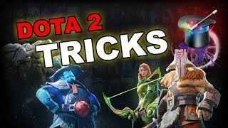 Dota 2 - TOP 10 Tips and Tricks of the Week!