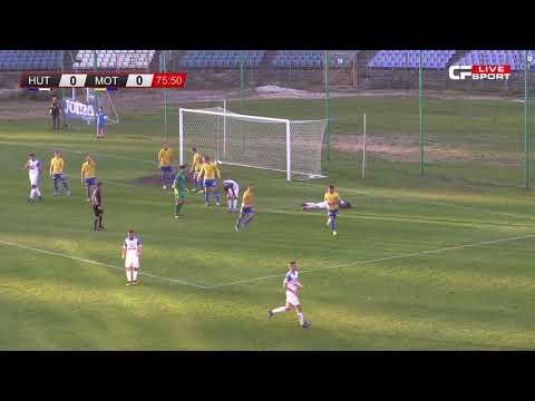 WIDEO: Hutnik Kraków - Motor Lublin 1-0 [SKRÓT MECZU]